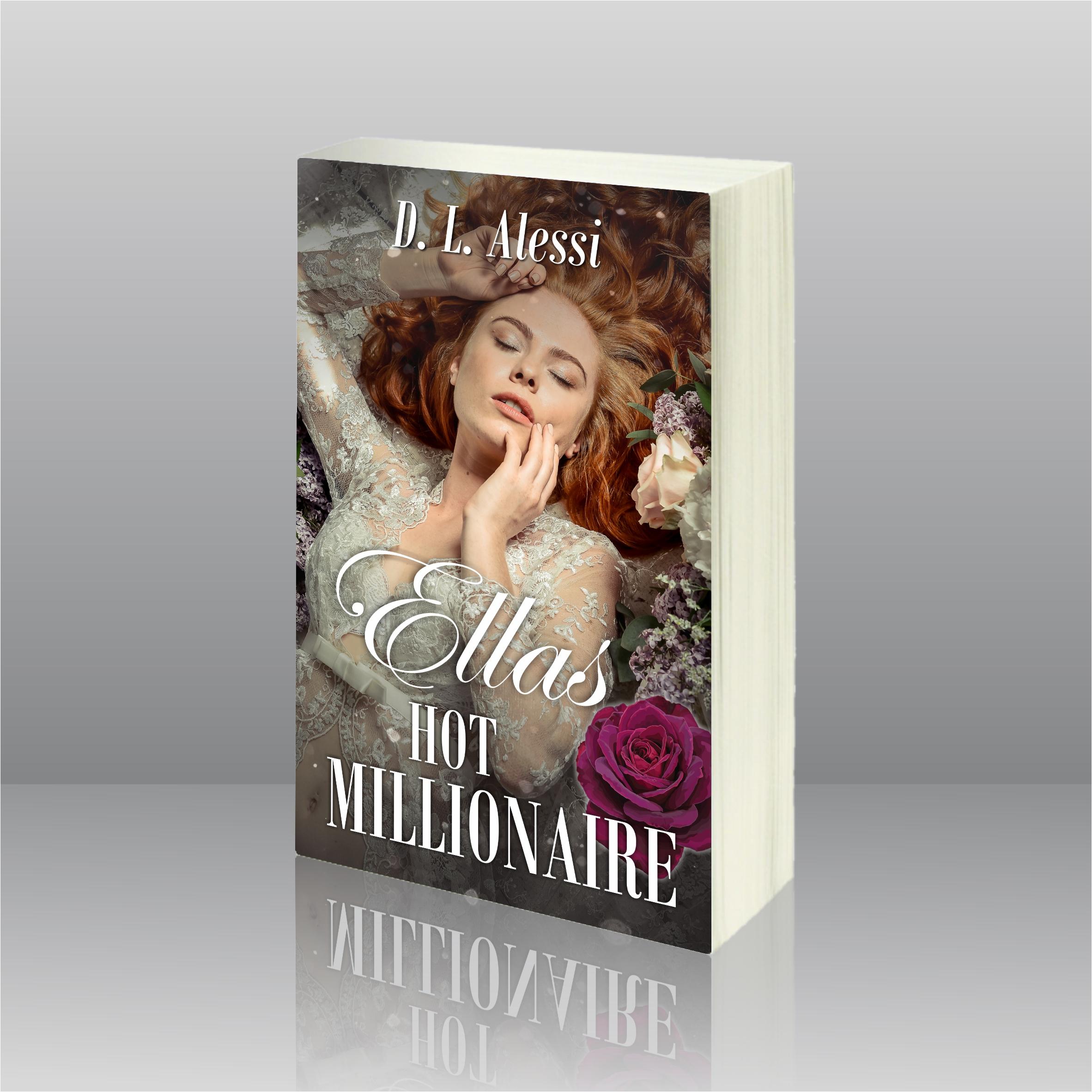 Cover D. L. Alessi Ellas Hot Millionaire